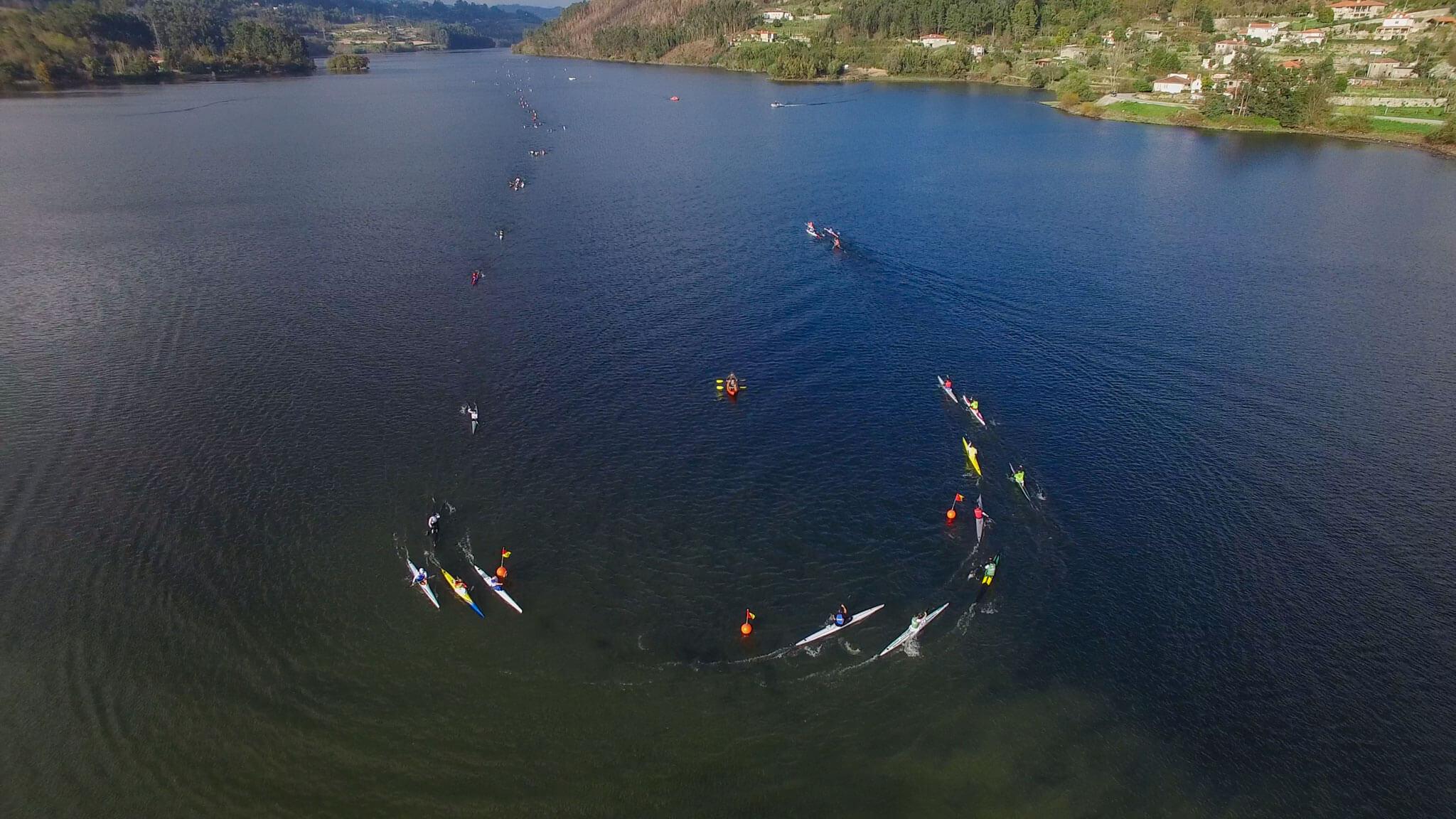 Canoagem no Rio Tâmega