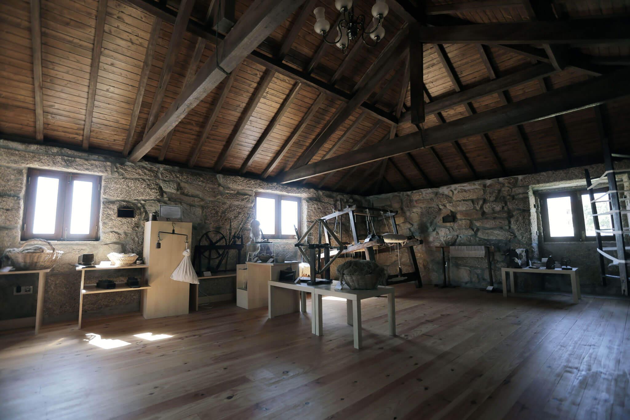 Museu do Linho - Casa da Cultura Maureles