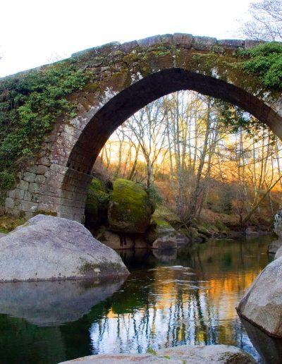 Ponte do Arco Folhada - Rota do Românico