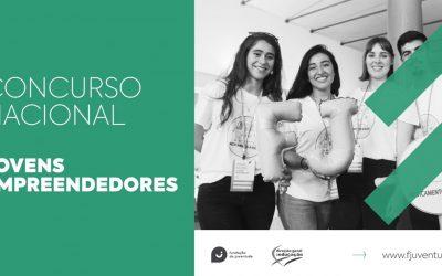 Concurso Nacional de Jovens Empreendedores – Nova Data